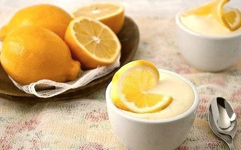 Custard, Orange