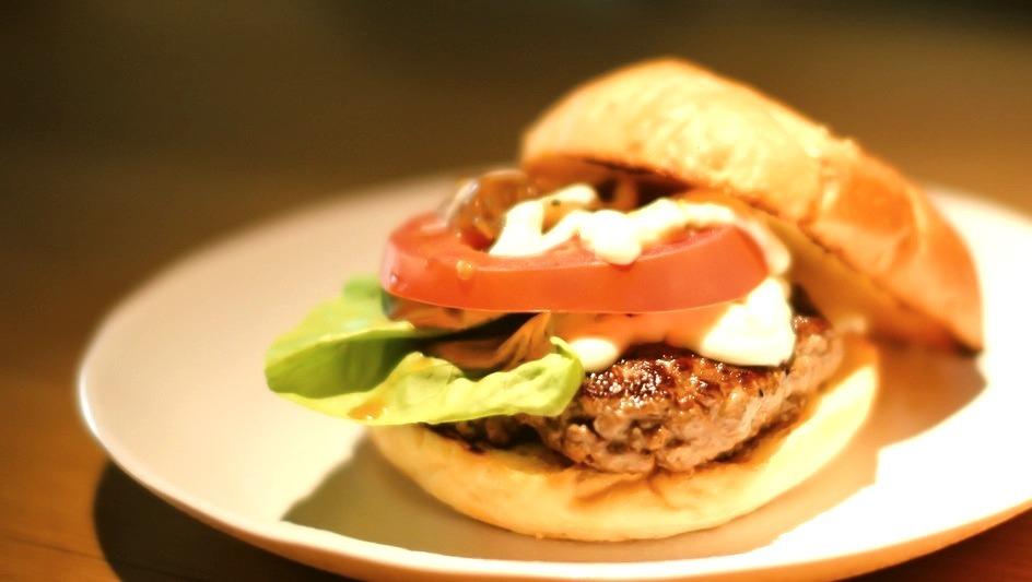 Beef Burger (by Danny Kurniawan)