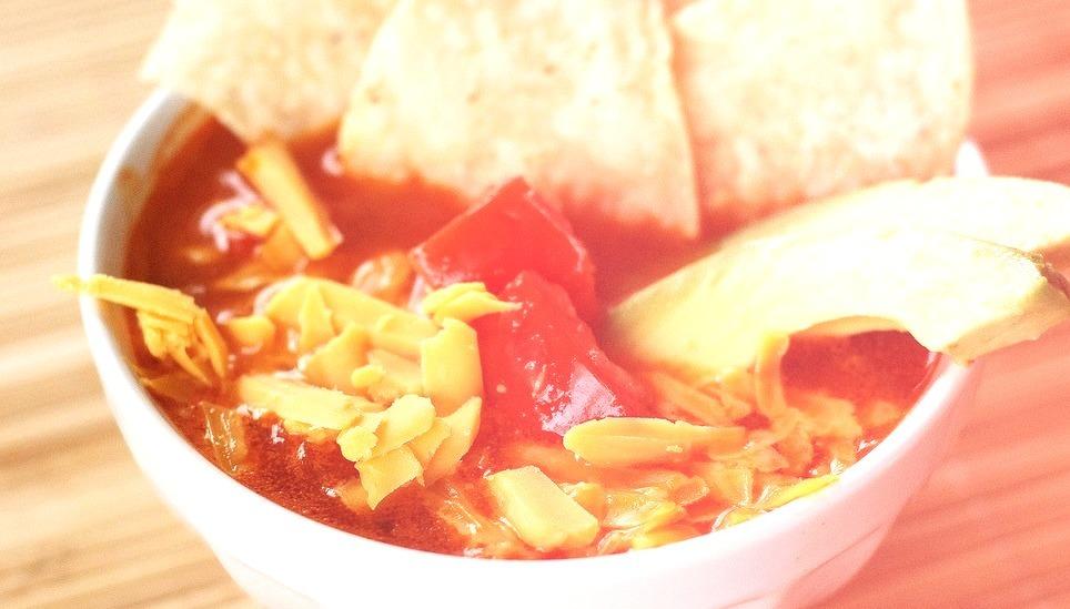Tortilla Soup (by fakeginger)