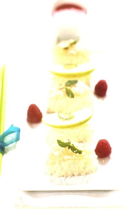 Fruit Sushi La Tartine Gourmande